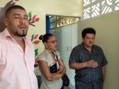 Drs. Gustavo Ibarra, Hazel Ruiz & Jose Mosquera