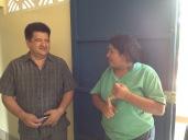 Dr. Mosquera & Dra. Reyna Cordero